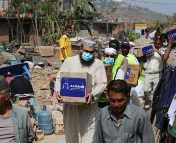 Al-Khair Foundation in Nepal