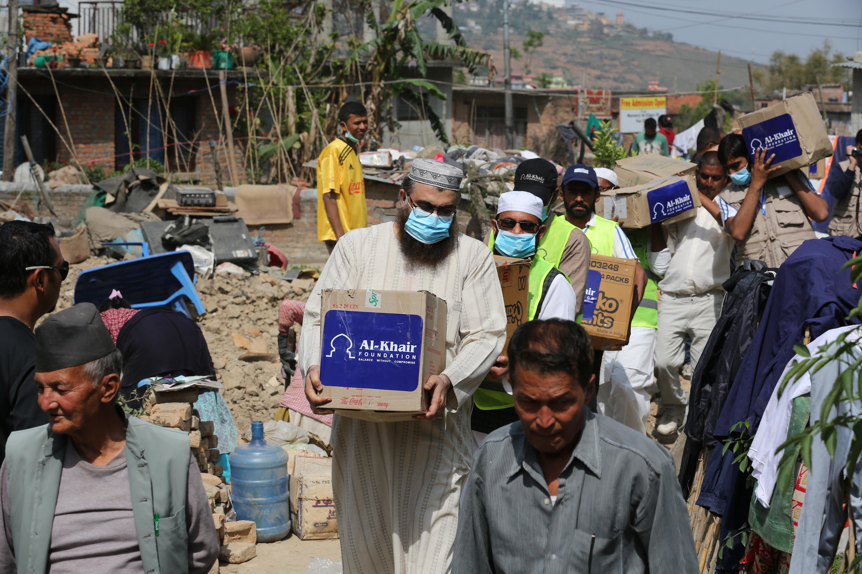 Al-Khair Foundation in Nepal