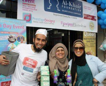 Ladies & Girls Fun Day - Fundraising for Nepal_Header
