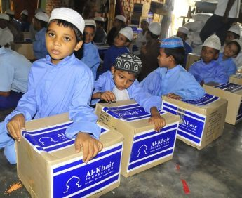 Food Distribution To Orphans 5
